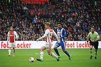 VOETBAL: AMSTERDAM: 16-04-2017, AJAX - SC Heerenveen, uitslag 5 - 1, Reza Ghoochannejhad, Matthijs de Ligt, ©foto Martin de Jong
