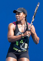 SERENA WILLIAMS (USA)practicing at Melbourne Park..21/01/2012, 21st January 2012, 21.01.2012..The Australian Open, Melbourne Park, Melbourne,Victoria, Australia.@AMN IMAGES, Frey, Advantage Media Network, 30, Cleveland Street, London, W1T 4JD .Tel - +44 208 947 0100..email - mfrey@advantagemedianet.com..www.amnimages.photoshelter.com.