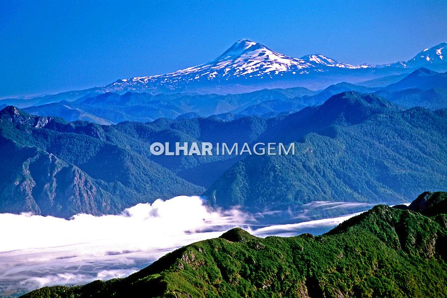 Cordilheira dos Andes. Chile. 2000. Foto de Vinicius Romanini.