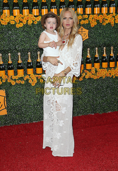 17 October 2015 - Pacific Palisades, California - Rachel Zoe, Kaius Jagger Berman. Sixth-Annual Veuve Clicquot Polo Classic, Los Angeles held at Will Rogers State Historic Park. <br /> CAP/ADM/FS<br /> &copy;FS/ADM/Capital Pictures