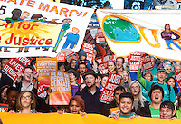 People's Climate March in Seattle for the Sierra Club