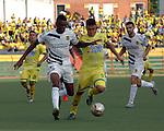 Atlético Bucaramanga igualó como local 2-2 ante Alianza Petrolera. Fecha 10 Liga Águila II-2016.