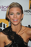BEVERLY HILLS, CA. - October 26: AnnaLynne McCord arrives at the 13th annual Hollywood Awards Gala Ceremony held at The Beverly Hilton Hotel on October 26, 2009 in Beverly Hills, California.