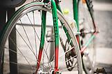DENMARK, Copenhagen, Retro Roadbike, Europe