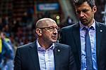 Mladen DRIJENCIC (Head-Coach EWE Baskets Oldenburg) \ beim Spiel MHP RIESEN Ludwigsburg - EWE Baskets Oldenburg.<br /> <br /> Foto &copy; PIX-Sportfotos *** Foto ist honorarpflichtig! *** Auf Anfrage in hoeherer Qualitaet/Aufloesung. Belegexemplar erbeten. Veroeffentlichung ausschliesslich fuer journalistisch-publizistische Zwecke. For editorial use only.