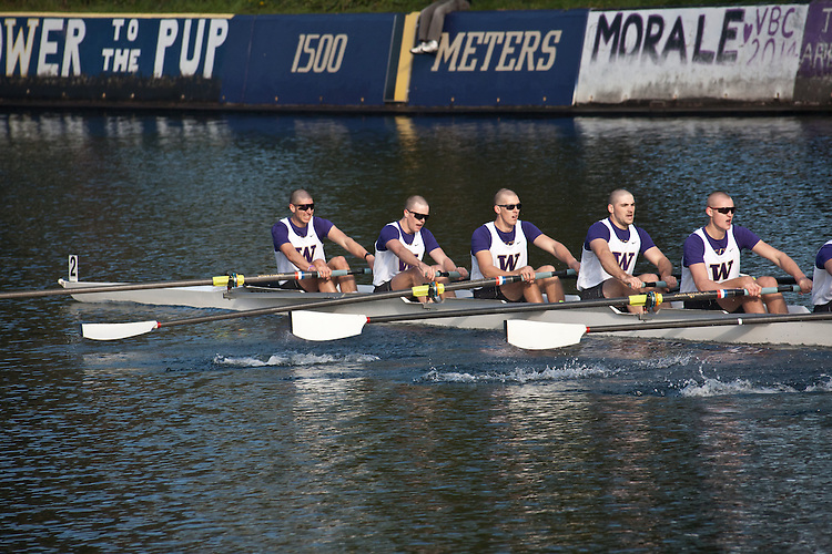 Rowing, Seattle, The Husky Open, April 4, 2015, Montlake Cut, University of Washington Mens eight, College M Open 8, crew, Washington State, Pacific Northwest,