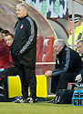 29/12/2010   Copyright  Pic : James Stewart.sct_jsp002_craig_brown  .::  ABERDEEN MANAGER CRAIG BROWN AND ASSISTANT ARCHIE KNOX DURING THE GAME AGAINST HAMILTON  ::.James Stewart Photography 19 Carronlea Drive, Falkirk. FK2 8DN      Vat Reg No. 607 6932 25.Telephone      : +44 (0)1324 570291 .Mobile              : +44 (0)7721 416997.E-mail  :  jim@jspa.co.uk.If you require further information then contact Jim Stewart on any of the numbers above.........
