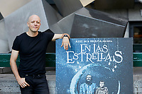 Zoe Berriatua attends to 'En Las Estrellas' photocall at Plaza de los Cubos in Madrid, Spain. August 30, 2018. (ALTERPHOTOS/A. Perez Meca) /NortePhoto NORTEPHOTOMEXICO