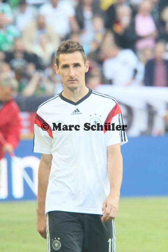 Miroslav Klose - Deutschland vs. Kamerun, Mönchengladbach