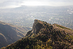 Aerials of Mountains surrounding BYU.Squaw Peak and Rock Canyon..October 9, 2008..Photography by Mark A. Philbrick..Copyright BYU Photo 2008.All Rights Reserved .photo@byu.edu  (801)422-7322