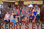 Denis Kearns, Dooneen, Kilcummin, seated centre, pictured with family and friends as he celebrated his 30th birthday in Killarney Avenue hotel on Friday night.........