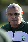 Manurewa assistant coach Andrew Talaimanu. Counties Manukau Premier Club Rugby, Patumahoe vs Manurewa played at Patumahoe on Saturday 6th May 2006. Patumahoe won 20 - 5.