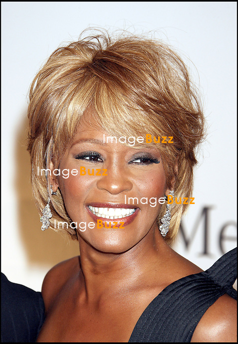 Whitney Houston attends the 17th Carousel of Hope Ball..Los Angeles, October 28, 2006.