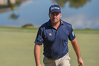 Graeme McDowell (NIR) after sinking his birdie putt on 18 during round 2 of the Arnold Palmer Invitational at Bay Hill Golf Club, Bay Hill, Florida. 3/8/2019.<br /> Picture: Golffile | Ken Murray<br /> <br /> <br /> All photo usage must carry mandatory copyright credit (&copy; Golffile | Ken Murray)