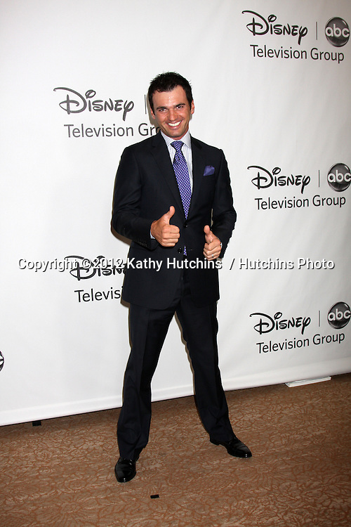 LOS ANGELES - JUL 27:  Tony Dovolani arrives at the ABC TCA Party Summer 2012 at Beverly Hilton Hotel on July 27, 2012 in Beverly Hills, CA