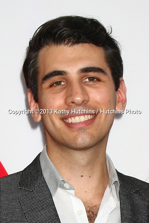 "LOS ANGELES - JUL 11:  Nick Simmons arrives at the ""Red 2"" Premiere at the Village Theater on July 11, 2013 in Westwood, CA"