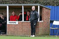 Rock star and Coggeshall Town chairman Olly Murs, during Romford vs Coggeshall Town, BetVictor League North Division Football at the Brentwood Centre on 16th November 2019