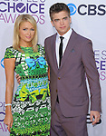 Paris Hilton and River Viiperi at The 2013 People's Choice Awards held at Nokia Live in Los Angeles, California on January 29,2009                                                                   Copyright 2013 Hollywood Press Agency