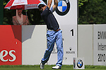 Ingacio Garrido tees off on the 1st tee to start his round on Day 3 of The BMW International Open Munich at Eichenried Golf Club, 26th June 2010 (Photo by Eoin Clarke/GOLFFILE).