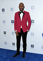 10 March 2018 - Los Angeles, California - Kamaro Brown. The Human Rights Campaign 2018 Los Angeles Dinner held at JW Marriott LA Live.  <br /> CAP/ADM/BT<br /> &copy;BT/ADM/Capital Pictures