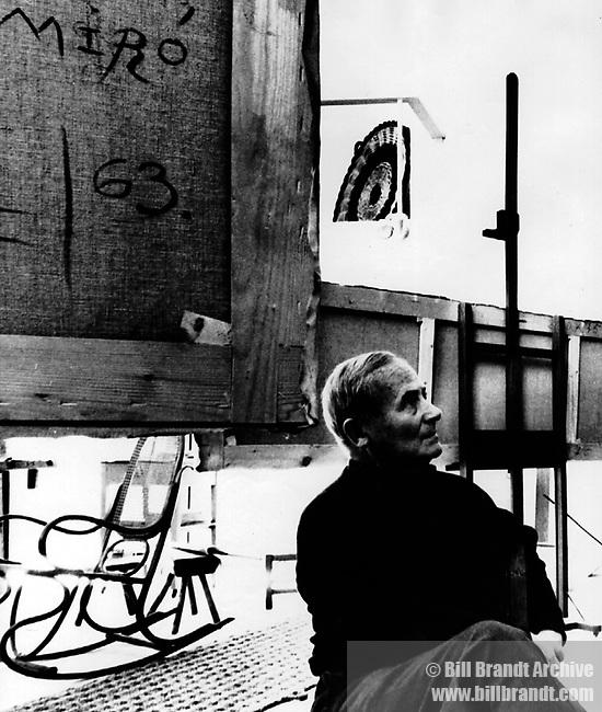 Joan Miro, 1964