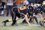 Beverly Hills, CA 09/23/11 - \b33\ in action during the Peninsula-Beverly Hills Varsity football game.