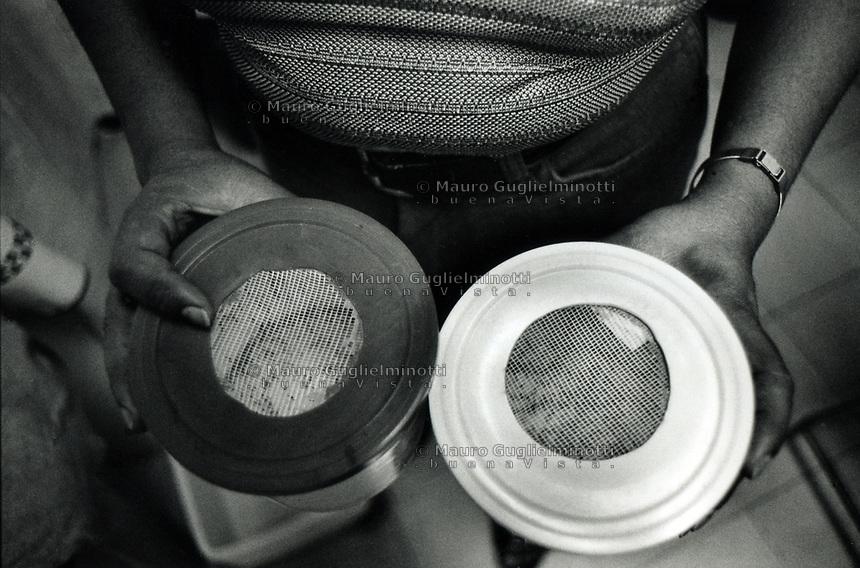 studi sulla malaria - Università di Cali e il villaggio di Buenaventura