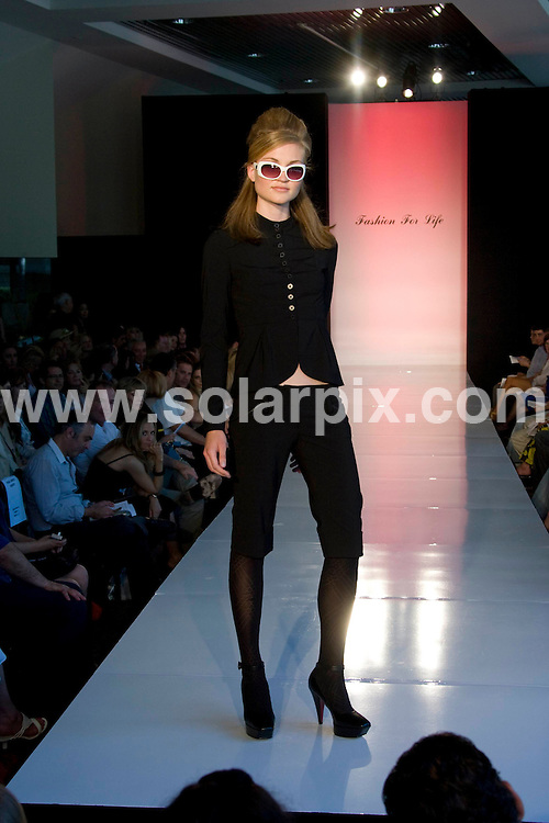 **ALL ROUND PICTURES FROM SOLARPIX.COM**.**SYNDICATION RIGHTS FOR UK, SPAIN, PORTUGAL, AUSTRALIA, S.AFRICA & DUBAI (U.A.E) ONLY**.Fashion For Life 2008 Celebrating Hearts & Hope with Style held at Mercedes-Benz of Beverly Hills, Beverly Hills, CA, USA. 18th May 2008..This pic: Paige Black Label Collection..JOB REF: 6454 PHZ    DATE: 18_05_2008.**MUST CREDIT SOLARPIX.COM OR DOUBLE FEE WILL BE CHARGED* *UNDER NO CIRCUMSTANCES IS THIS IMAGE TO BE REPRODUCED FOR ANY ONLINE EDITION WITHOUT PRIOR PERMISSION*