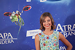 Actress Michelle Jenner poses during `Atrapa la bandera´ film presentation in Madrid, Spain. August 26, 2015. (ALTERPHOTOS/Victor Blanco)