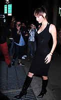 February 05, 2019Bella Hadid attend Jump Into Spring: MICHAEL Michael Kors Spring 2019 Launch Party at Dolby Soho in New York February  05, 2019.<br /> CAP/MPI/RW<br /> &copy;RW/MPI/Capital Pictures