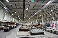 COPY BY TOM BEDFORD<br /> Pictured: Interior view of the store.<br /> Re: Trago Mills Mega Store, which opened its doors in Merthyr Tydfil, and is the largest store in Wales, UK. It is a &pound;65m investment creating 350 jobs in one of Britain's biggest unemployment blackspots