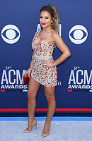 07 April 2019 - Las Vegas, NV - Jessie James Decker. 54th Annual ACM Awards Arrivals at MGM Grand Garden Arena. Photo Credit: MJT/AdMedia<br /> CAP/ADM/MJT<br /> &copy; MJT/ADM/Capital Pictures