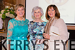 Ann Sheehan,Joan O' Connell,Veronica Costello   at the Austin Stacks GAA Corporate Lunch Fundraiser in Ballygarry House Hotel on Friday