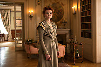 COLETTE (2018)<br /> Eleanor Tomlinson stars as Georgie Raoul-Duval<br /> *Filmstill - Editorial Use Only*<br /> CAP/FB<br /> Image supplied by Capital Pictures