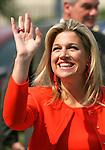 Nederland,Nieuwegein,22-5-2008 - Prinses Maxima aanwezig bij Productivity Award van uitreiking van de Koninklijke Metaalunie FOTO: Gerard Til/HH