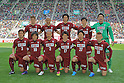 Vissel Kobe team group line-up, .MARCH 24, 2012 - Football / Soccer : .2012 J.LEAGUE Division 1, 3rd sec match between Vissel Kobe 0-2 F.C.Tokyo at Home's Stadium Kobe in Hyogo, Japan. (Photo by Akihiro Sugimoto/AFLO SPORT) [1080]