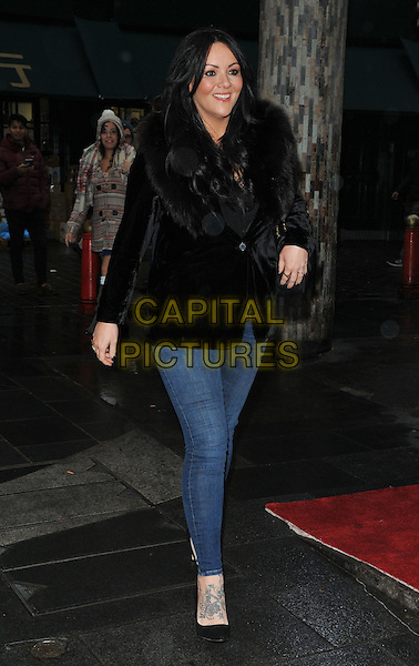 Martine McCutcheon at the &quot;The Secret Life of Pets&quot; UK 'Petmiere', Prince Charles cinema, Leicester Place, London, England, UK, on Saturday 12 November 2016. <br /> CAP/CAN<br /> &copy;CAN/Capital Pictures