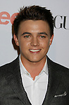 HOLLYWOOD, CA. - September 25: Jesse McCartney arrives at the 7th Annual Teen Vogue Young Hollywood Party at Milk Studios on September 25, 2009 in Hollywood, California.