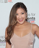 UNIVERSAL CITY, CA - JULY 22: Ally Maki at the 2012 Staples For Students 'Party' For A Cause hosted by Staples, DoSomething.org and Bella Thorne at the Globe Theatre at Universal Studios on July 22, 2012 in Universal City, California © mpi21/MediaPunch Inc. /NortePhoto.com*<br />