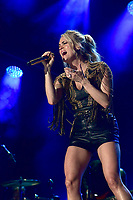 07 June 2019 - Nashville, Tennessee - Carrie Underwood. 2019 CMA Music Fest Nightly Concert held at Nissan Stadium. Photo Credit: Dara-Michelle Farr/AdMedia