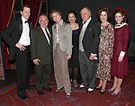 """***EXCLUSIVE COVERAGE*** Mary Tyler Moore visits the cast of """"Enter Laughing"""" at the York Theatre Company in New York City.<br />February 26, 2009<br />pictured: Josh Grisetti, Michael Tucker, Mary Tyler Moore, marla Schaffel, Bob Dishy, Jill Eikenberry & Emily Shoolin"""