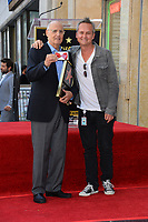 Jeffrey Tambor &amp; Roy Price at the Hollywood Walk of Fame Star Ceremony honoring actor Jeffrey Tambor. Los Angeles, USA 08 Aug. 2017<br /> Picture: Paul Smith/Featureflash/SilverHub 0208 004 5359 sales@silverhubmedia.com