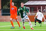 ***BETALBILD***  <br /> Solna 2015-07-25 Fotboll Superettan Athletic FC United - J&ouml;nk&ouml;pings S&ouml;dra IF :  <br /> J&ouml;nk&ouml;ping S&ouml;dras Tommy Thelin firar sitt 1-2 m&aring;l under matchen mellan Athletic FC United och J&ouml;nk&ouml;pings S&ouml;dra IF <br /> (Foto: Kenta J&ouml;nsson) Nyckelord:  Superettan Skytteholm Skytteholms IP AFC Athletic FC United J&ouml;nk&ouml;ping J-S&ouml;dra jubel gl&auml;dje lycka glad happy