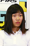 Kisa Nakamura,<br /> AUGUST 4, 2016 - skateboarding :<br /> Japan Roller Sports Federation holds a press conference<br /> after it was decided that the sport of skateboarding would be added to the Tokyo 2020 Summer Olympic Games<br /> on August 4th, 2016 in Tokyo, Japan.<br /> (Photo by Shingo Ito/AFLO)
