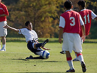 2007 Nike Friendlies, IMG Academies, Bradenton, Fla..U15 vs Arsenal.