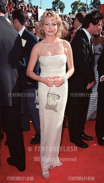 12SEP99: Actress MICHELLE WILLIAMS at the 51st Annual Emmy Awards in Los Angeles..© Paul Smith / Featureflash