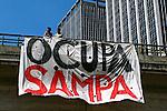 Manifestacão Acampa Sampa. São Paulo. 2011. Foto de Juca Martins.