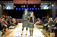 Juli Hunter, New Zealand Eco Fashion Exposed Maintain &amp; Sustain at Notre Dame Performing Arts Centre, Lower Hutt, New Zealand on Friday 25 July 2014. <br /> Photo by Masanori Udagawa. <br /> www.photowellington.photoshelter.com.