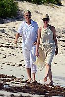 Ellen DeGeneres & Portia de Rossi, romantic Christmas in Saint Barths