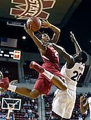 Mens Basketball: Razorbacks vs Mississippi State